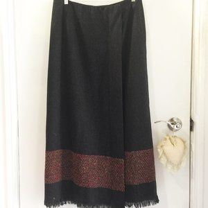 50% OFF Preston and York faux wrap skirt
